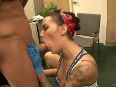 Stunning Threesome Latino Experienced Female Emily Parker Featuring Hot Amateur Porn