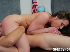 Cock Sucking Porn Videos With Nicks Capone, Broccoli Chase And Ashley Fires