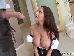 Fierbinte Video De Mamă Porno Featuring Ava Addams Și Mae Olsen